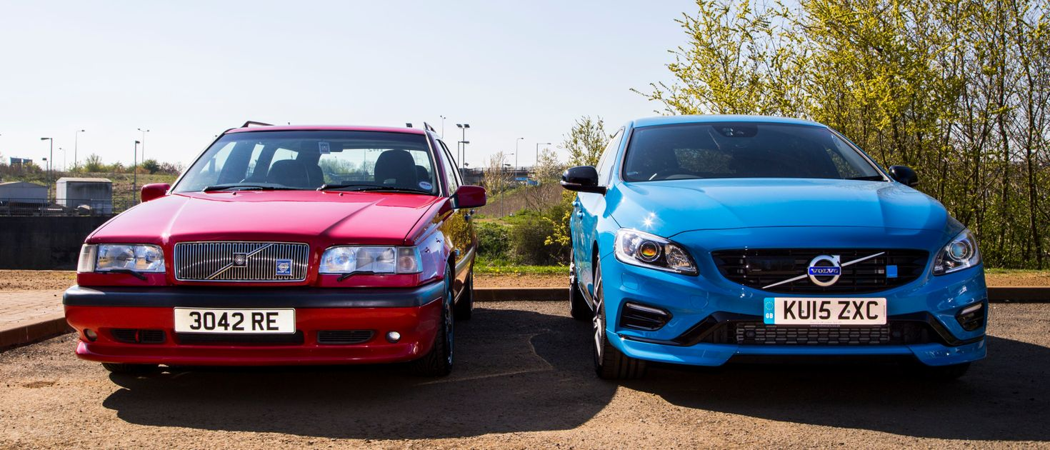 Which Volvo Makes The Best Noise: Old-School Five-Pot 850