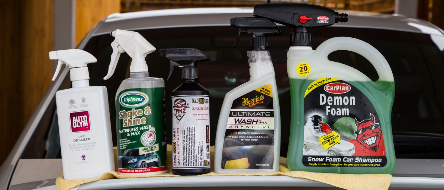 Best Car Cleaning Products >> What Are The Best Car Washing Products For Lazy People