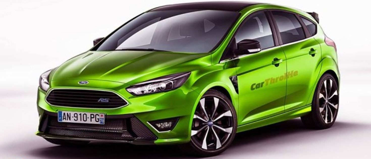 the 2016 ford focus rs will be a 350bhp awd monster hot hatch. Black Bedroom Furniture Sets. Home Design Ideas
