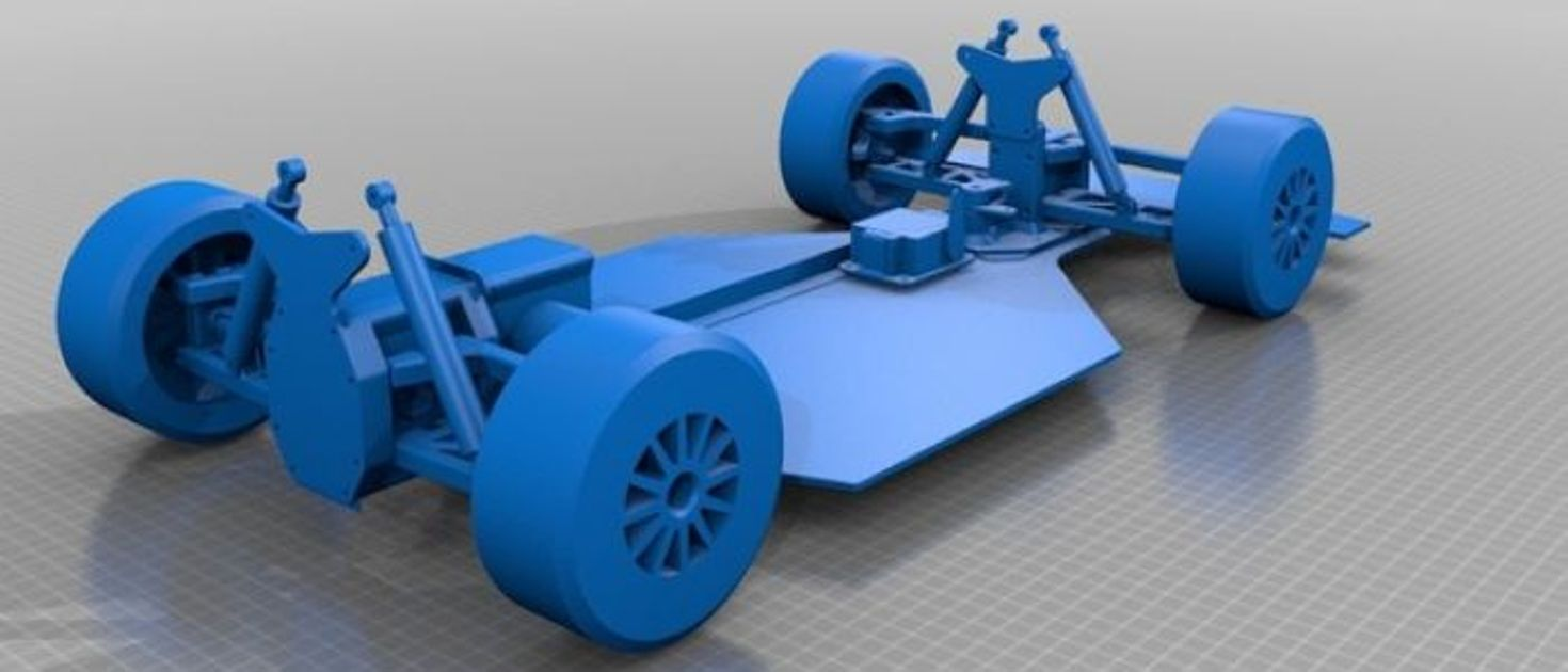 These 3d Printed Rc Vehicles Are The Future Of
