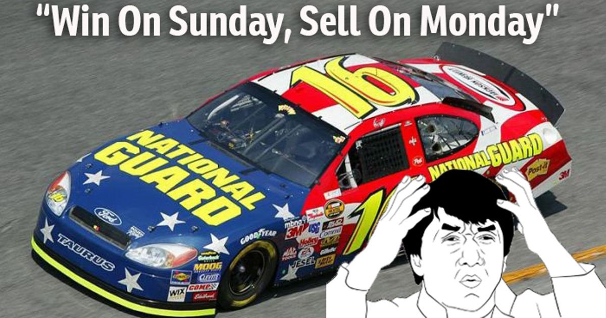 The Cars That Ruined Nascar, And How There\'s Hope For The Future