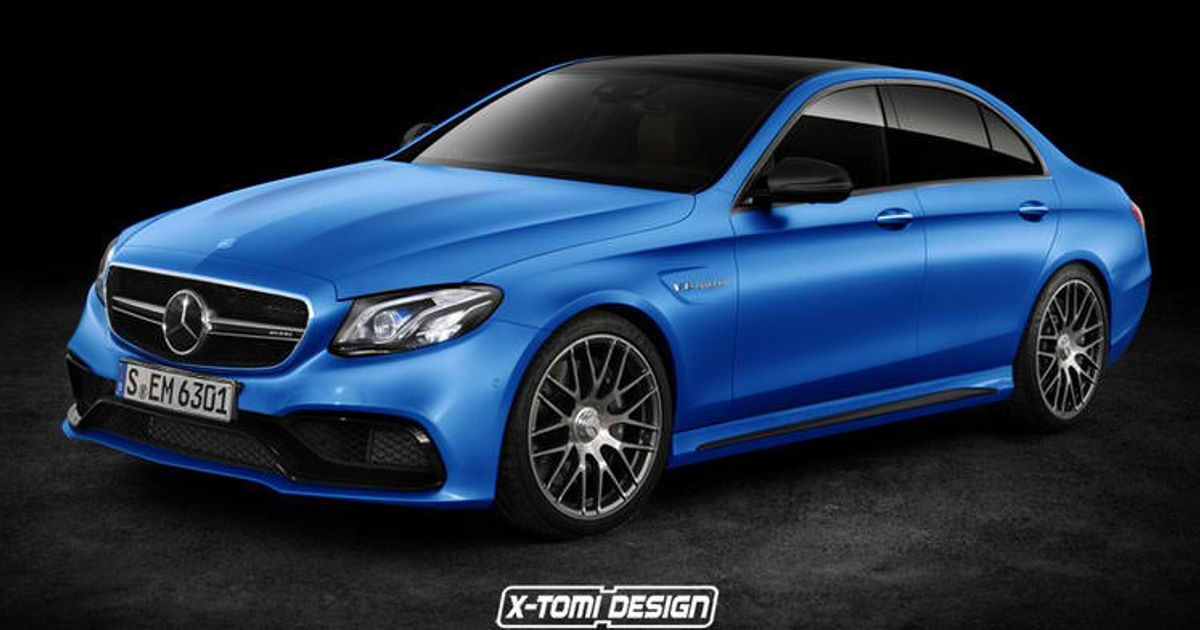 The New Mercedes E63 Amg Will Be A 603bhp Twin Turbo Monster