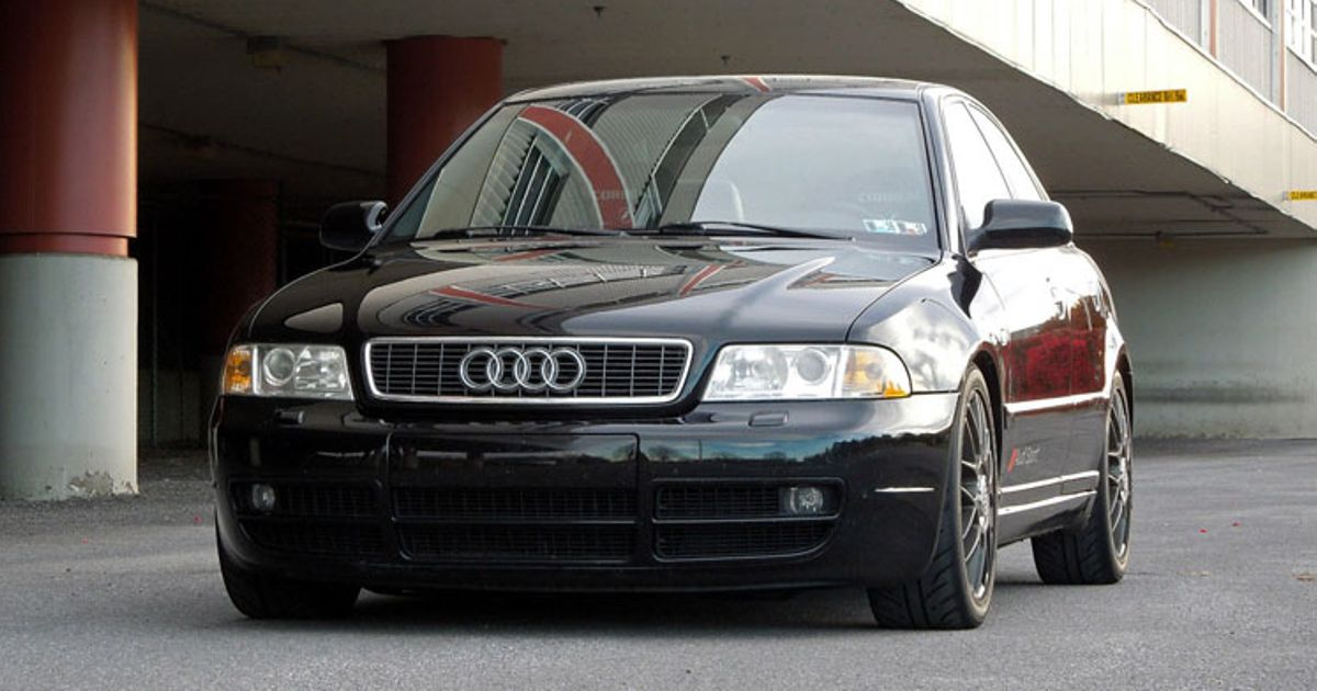 Is This Modified Audi S Worth The Risk At - 2000 audi s4