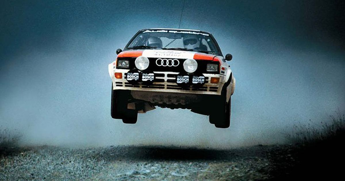 These Mad Gifs Prove Why Group B Was The Ultimate Era For Rally