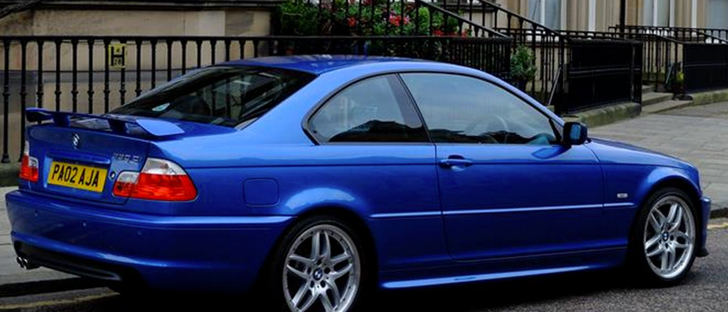 Now S Your Chance To Own A Brand New Bmw E46 330ci Clubsport