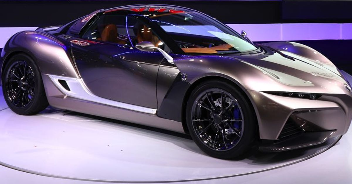 Reasons Why Yamaha S New Sports Car Concept Will Dominate