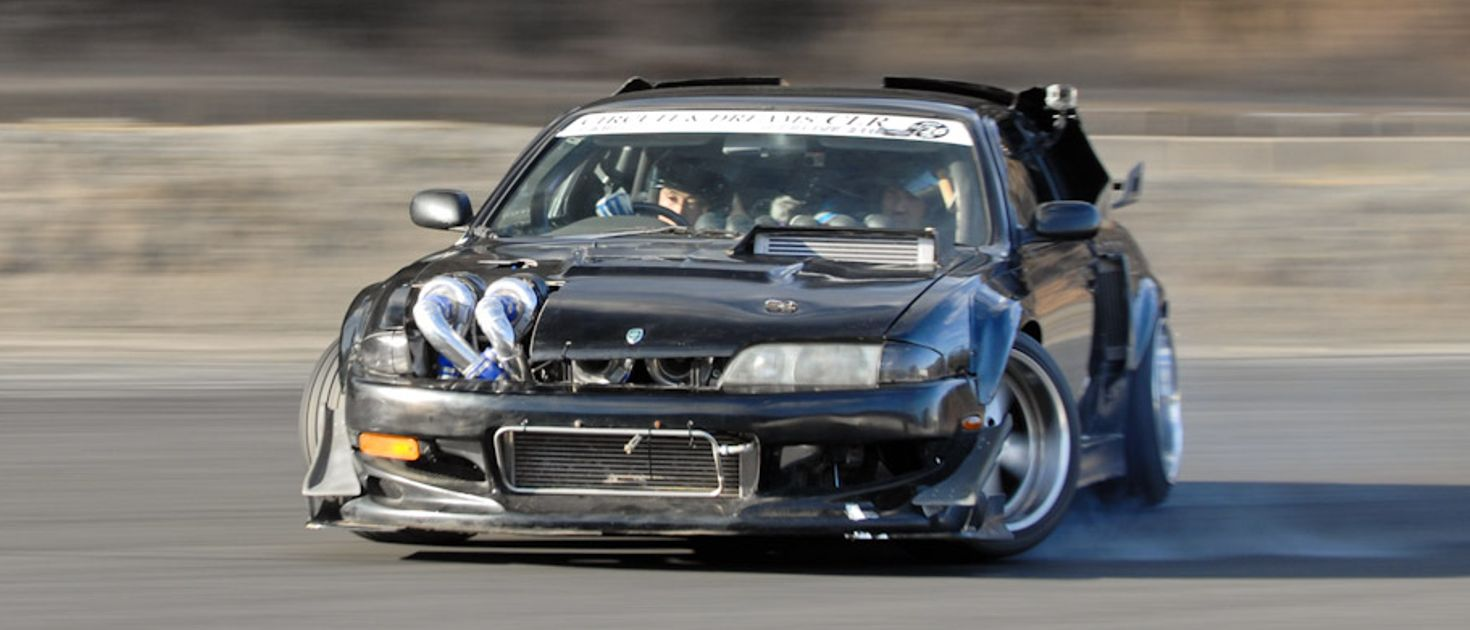 Benz Drift Car >> This Quad-Turbo 2JZ Silvia Is One Of The Craziest Drift Weapons You'll Ever See