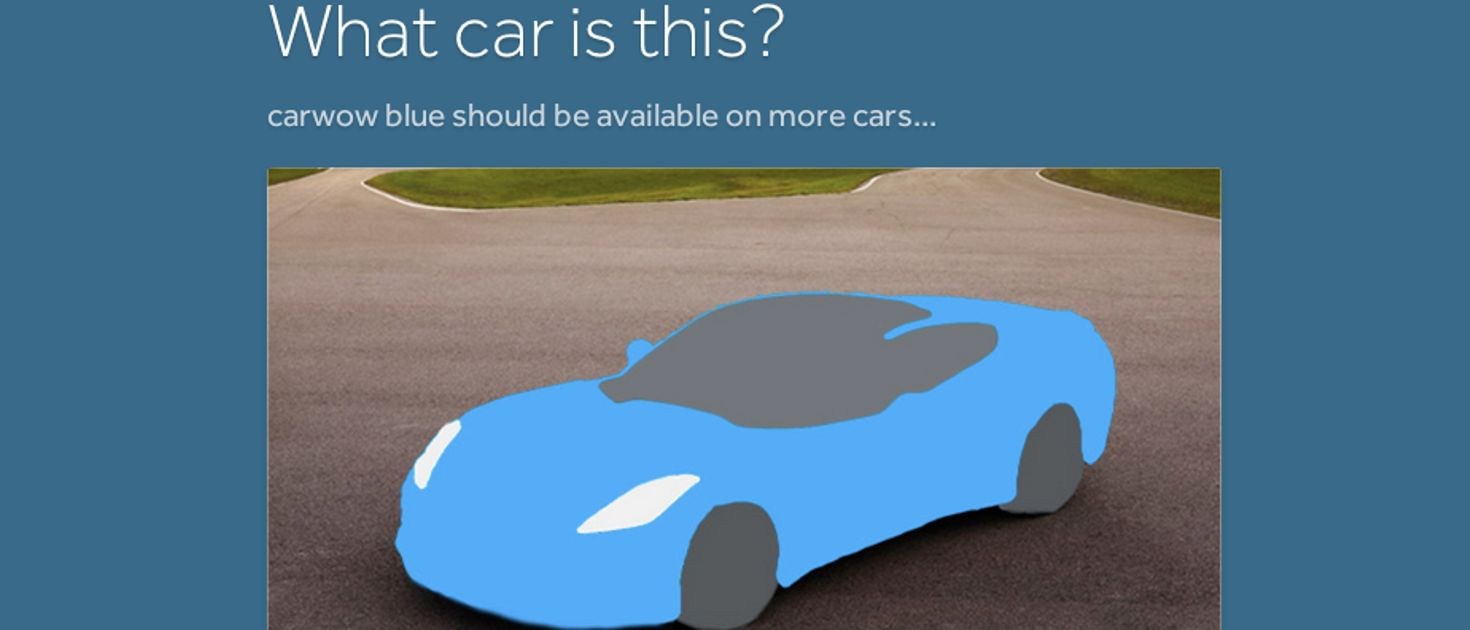 Can You Get Per Cent In The World S Hardest Car Quiz