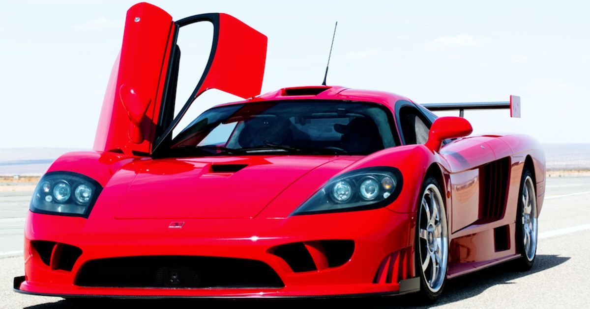 7 Supercar One Hit Wonders