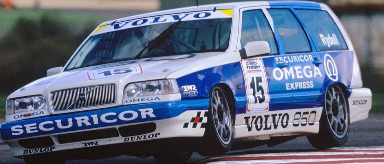 8 Of The Best Looking Touring Cars Of All Time