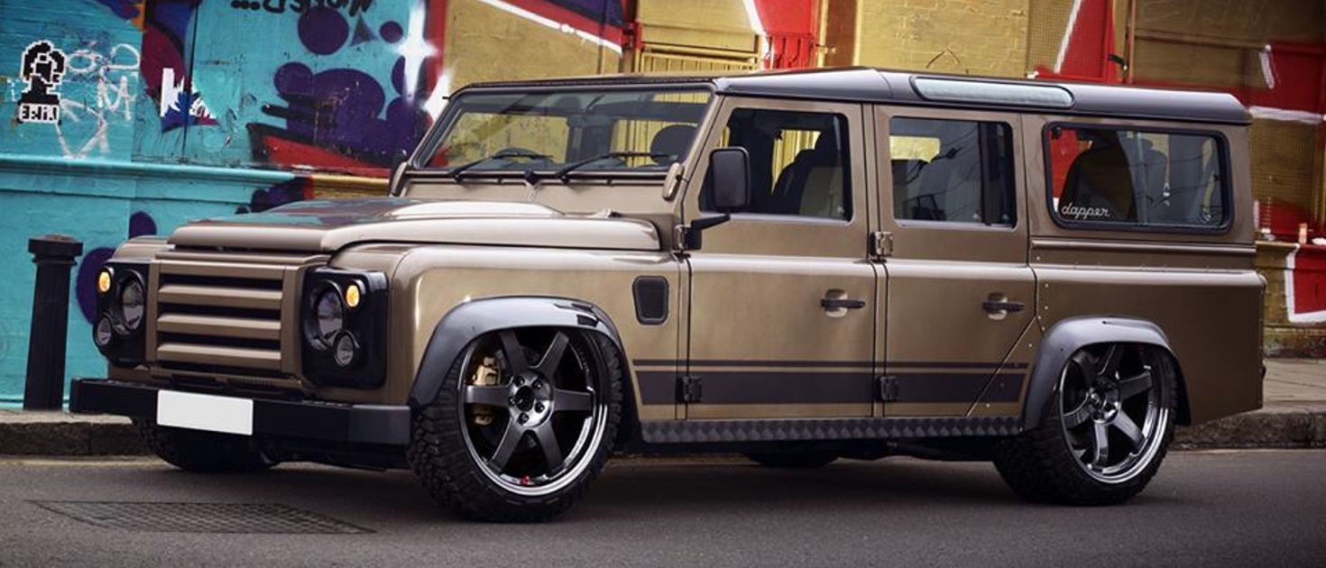 The World S Hottest 4x4s And Suvs Slammed To The Floor