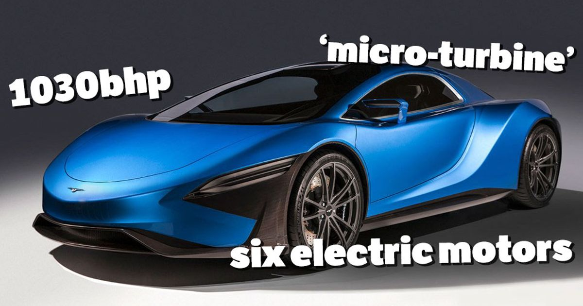 Bonkers Hypercars Announced This Week