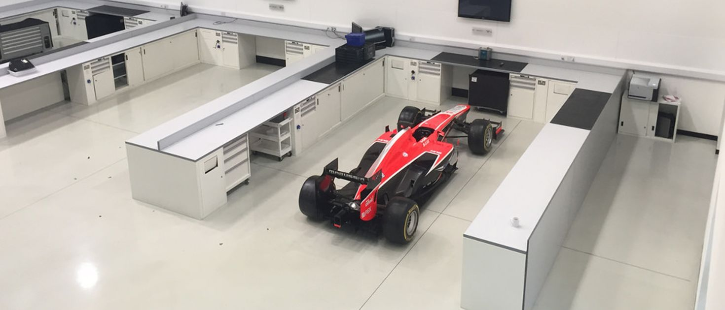 Marussia F1 Cars And Equipment Will Be Sold In Auction Soon
